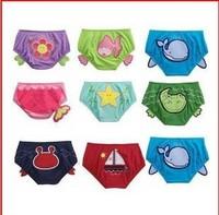Fiber Waterproof Diapers +2 urine pads Washed Urine pants   Prevent Leakage Pants