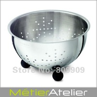 Fruit / vegetable colander 18/10 stainless steel brand new giftbox packing TB0066