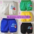 2-5Y wholesale mix sizes All-match cartoon all-match child&#39;s trousers, children&#39;s shorts,children&#39;s pants