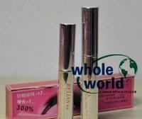 (NO.8036) Eyelash Extension RELIAN Mascara Transplanting Gel + Natural Fiber Mascara Set, 50sets/lot,free shipping by EMS