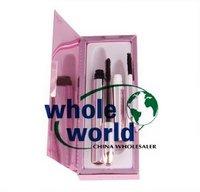 (NO.8041)  Eyelash Extension RELIAN Mascara Transplanting Gel + Natural Fiber Mascara Set, 100sets/lot,free shipping by EMS
