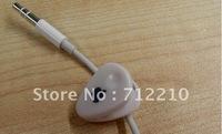iphone earphone headphone cable clamp clip