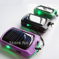 410mAh Emergency Solar Charger for phone Hot in Japan ,Solar Charger for Nokia/Sony-Ericsson/Motorola charger Free Ship 10pc/lot