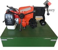 Gasoline Rail Drilling Machine, Honda Engine Driven