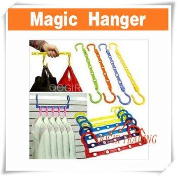 Space Saver Hanger Wonder Closet Organizer Magic Hanger D8168