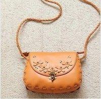 2012 Hot Sale vintage chain  women handbag Bag cute Ladies Handbag Messenger Bag  free shipping