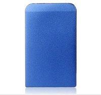 2.5 USB 2.0 to SATA HDD Hard Drive Enclosure Case + Bag + Free shipping