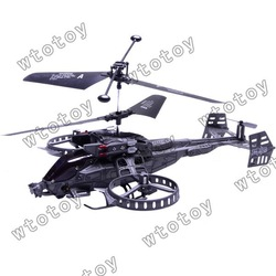JH 3.5CH Avatar Gunship super ruggedness infrared I/R RC helicopter w/ Gyro USB RTF ,as F103 / Z008 13036(China (Mainland))