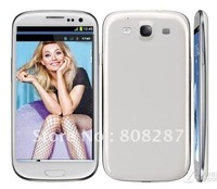 HOT Smartphone i9300 4.8''Touchscreen Unlocked Cell Phone 3G  WIFI GPS 8MP Camera  WCDA Android Phone Cell phone