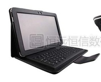 "Bluetooth Wireless Keyboard Case for Samsung Galaxy Tab 10.1"" P7510 P7500,Retail Box"
