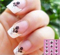 DIY fashionfor fake nail   beauty nail care 3D French design