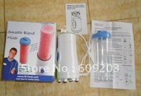 Free shipping 16pcs/lot Smooth-Blend Mixer As seen on TV