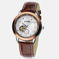 NEW ARRIVAL Free shipping!EYKI full-automatic mechanical watch casual luxury Neutral watch 3colours factory supply hot sale
