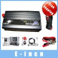NEW 1000W Car 12v DC to 220v AC Power Inverter with USB Port,free shipping