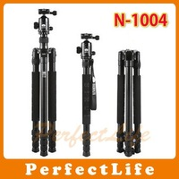 Pro Tripod SIRUI N Series Aluminum tripod N2004+G10 Ball Kit Tripod Max.Load 12kg for DSLR A031B004