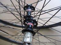 New arrive carbon bike wheels,50mm cyclocross wheels tubular D711SB/D712SB hub with 25mm width