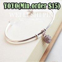 Free Shipping Min.order is $15 (mix order) Men/Women/girl's Bangel Bohemian Bronze group Vintage Bracelet Bangel  sl033
