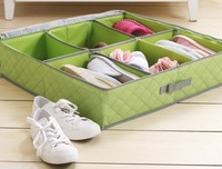 6 case transparent receive shoe bag free shipping