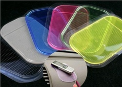 Min Order $20 (mixed order) Retail Car Magic Non Slip Anti-Slip Mat Sticky Pad For Phone Mp3 (SX-85)(China (Mainland))