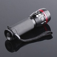 2pcs Zoomable 3 Mode CREE LED Flashlight Torch 200 Lumen AAA free ship