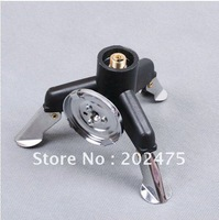 Three-Leg Transfer Head Outdoor Stove Connector,Gas Adaptor,Camping Stove Connector 90g