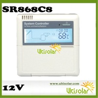 SR868C8 12V DC Solar System Controller Free Manual Classic model  3 days out to be with Solar Power System