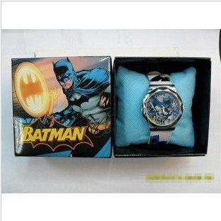 anime boxed electronic watches, batman fashion watch