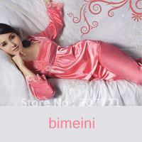 за исключением Бразилии, высокое качество женщин сексуальная шелковые ночной рубашке, розничные и