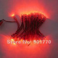 LED String lights 3m DC5V 50led red waterproof party decor christmas high power outdoor led lighting led strip solar