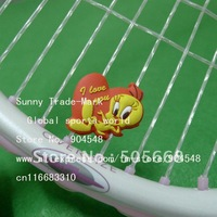 Duck design Tennis racket Vibration Damper Absorber,20 pecs  By China post