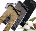 20free shipping !12 new han edition pants slightly cultivate one's morality business man leisure trousers straight canister