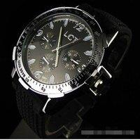 Rare Mens Ladies Dial Analog Hand Black Wrist Quartz Watches (NBW0FA5500)