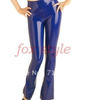 Sexy latex pants