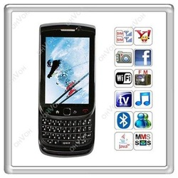 3.2&quot; WIFi Qwerty Dual Sim Slide MP4 TV Mobile Cell Phone at&amp;t Tmobile Unlocked(China (Mainland))