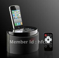 Portable Usb/SD dock speaker for ipone ipod