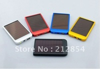 Wholesale - Multi - function solar Battery charger mobile power 2600MA Laptop MP3 MP4 PDA Notebook Camera
