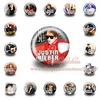 2012 New arrival !!! 36PCS Justin Bieber Pin button badge 30mm Safety pin