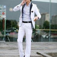 Мужская футболка New Men's Polo T-Shirts, Brand T-shirts, Casual Slim Fit Stylish Dress Shirts 3466