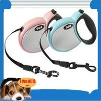 30-50kgs! Pet training flexible leash, DELE 3/4/5 meters harness, dog chain, dog lead, dog leash