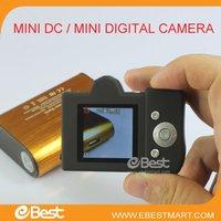 Free Shipping 2013 hot Worlds Smallest HD Digital Camera Mini DC Hidden Camera