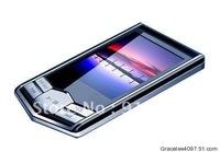 high quality popular 2pcs Slim 1.8 inch LCD Mini 8GB Mp4 Player+FM radio+Video+Music mp4+DHL Free shipping