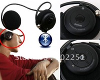 New Universal Stereo Bluetooth Headset Wireless Earphone
