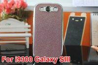 hot sale 2pcs/lot  Glitter Bling Shining Hard Back Case For Samsung Galaxy S3 i9300