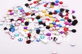 Wholesale 2000pcs  5mm  Acrylic Flatback Rhinestone  for card making DIY material ,free shipping,