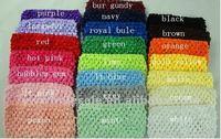 """Fashion 6"""" crochet tube tops,headbands halter tops"""