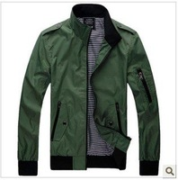 fashion   men' s jacket  men's thin coat  Free iron