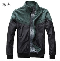 fashion men' s jacket  men's coat polyester coat