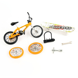 20 pcs/lot Finger extreme sports- Finger Bike/Finger BMX with Finger Board,on sale bicicleta do dedo(China (Mainland))