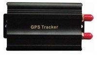 VehicleGSM GPS/GPRS Tracker TK103A  Google Map Link GPRS monitor  Free shipping