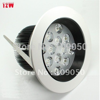 12W LED downlight,dimmable led downlight , high power led celling light  ,Warranty 2 year,SMDL-5-003